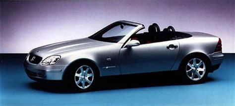 how does cars work 1998 mercedes benz slk class parental controls mercedes benz slk 230 new car review mercedes benz slk 230 kompressor 1998 new car prices