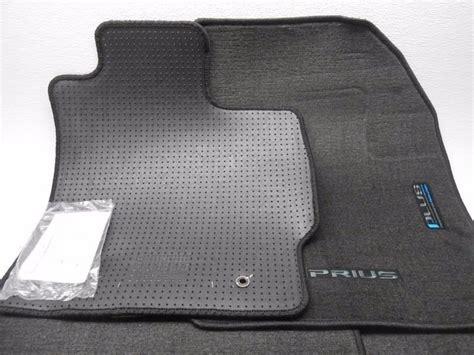 2011 Prius Floor Mats by Oem 2011 Toyota Prius Carpeted 4 Floor Mat Set Black