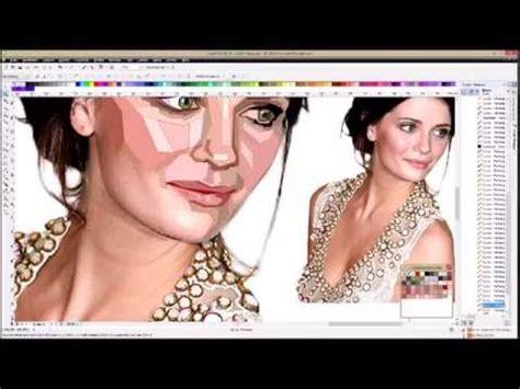 tutorial wpap corel photo paint demo video tutorial pop art wpap corel draw m barton