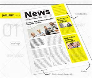march newsletter template free monthly newsletter template 10 psd pdf documents