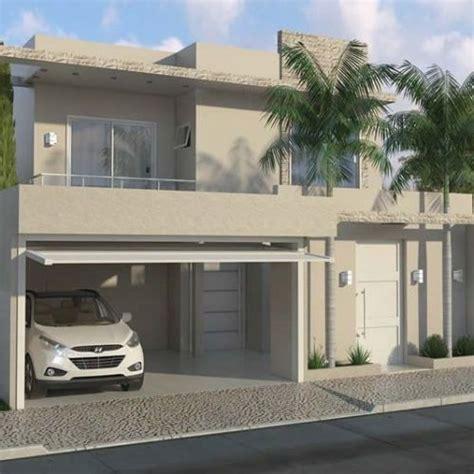 fachadas de casas peque as fachadas de casas bonitas de una planta impressionante