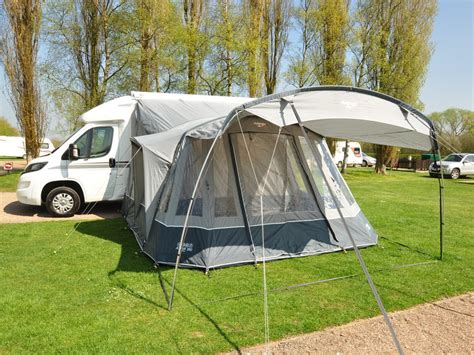Motorhome Drive Away Awning Review by Vango Attar 380 Review Motorhome Accessories