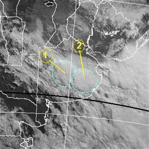 imagenes satelitales tormentas argentina meteorolog 237 a pr 225 ctica fotos satelitales de nubes de