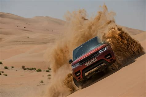 Video New Range Rover Sport Takes On The World S Largest