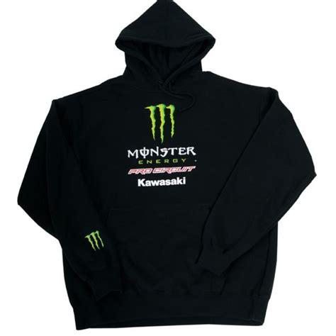 Hoodie Jaket Energi Kawasaki energy pro circuit kawasaki sweatshirt