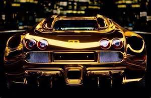 Bugatti In Gold Gold Bugatti Noah S Board