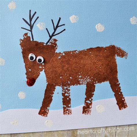 reindeer craft projects 20 reindeer activities for proud to be primary