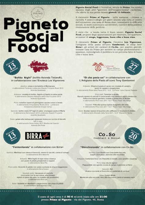 tavolo 27 pigneto pigneto social food per un pugno di capperi