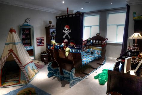 pirate bedroom flights of
