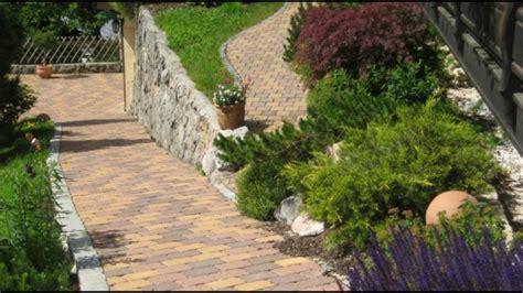 imagenes de jardines en terrenos inclinados decoraci 243 n de jardines en pendientes youtube