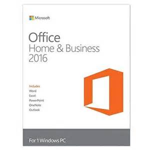 microsoft office business cards microsoft office 2016 home and business windows pc key card t5d 02375 885370986822 ebay