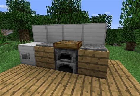 How To Make Furniture In Minecraft by How To Make Furniture In Minecraft Minecraft