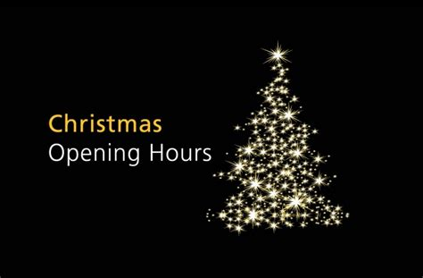 eaves opticians christmas opening times 2013 14