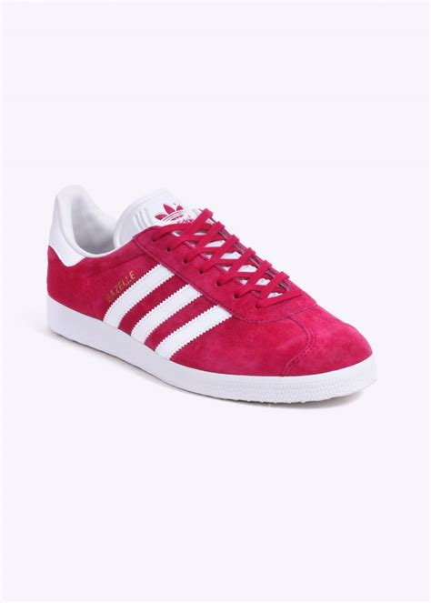 Replika Adidas 08 Htm Pink 61 adidas originals footwear gazelle pink adidas originals footwear from triads uk