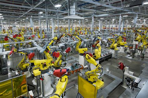 Chrysler Manufacturing Plants by Virtually Tour The 2015 Chrysler 200 Assembly Plant