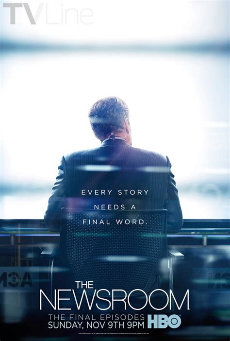 The News Room by The Newsroom Season 3 Trailer And Poster Season Tackles The Boston Bombing Collider