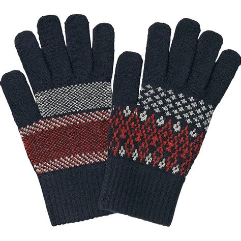 mens knit gloves 12 gloves for in 2018 mens winter leather wool