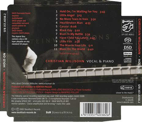 Carl Cleves Parissa Bouas Out Of Australia christian willisohn hold on 2005 stockfisch sfr 357