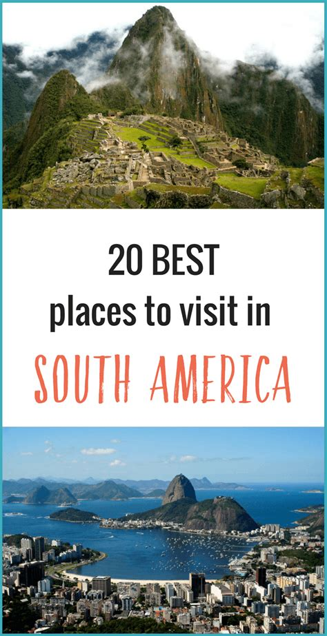best places to visit in the us 20 of the best places to visit in south america new york