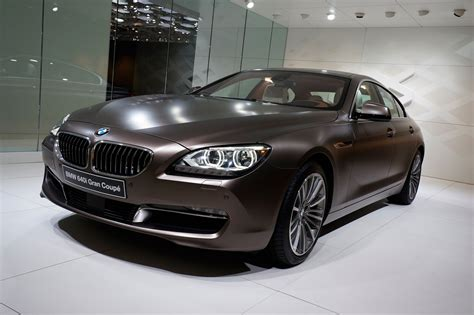 Bmw 640i 2012 by Bmw 640i Gran Coupe Geneva 2012 Picture 65776