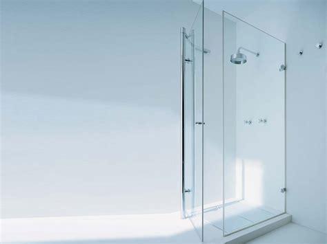 cristalli doccia su misura box doccia su misura composto da anta mobile e vetro fisso