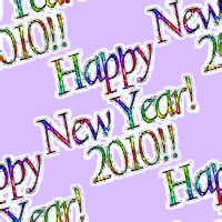 lavender new year happy new year 2010 glitter on lavender background image