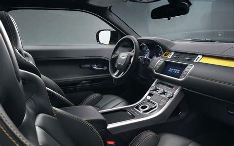 Black Range Rover Interior by Range Rover Evoque Gains New Black Design Pack Sicilian