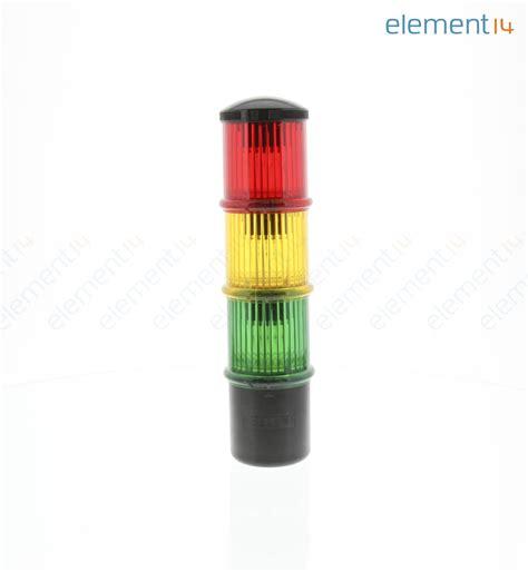 l stack sl 100 l ryg 24 eaton moeller stack light yellow