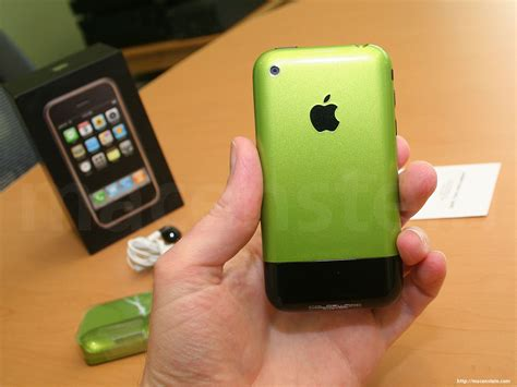 review colorware iphone paint