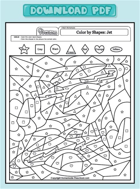 printable hidden shapes pictures addition 187 addition worksheets hidden picture free math
