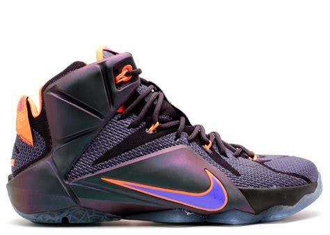 Nike Lebron lebron 12 quot instinct quot nike 684593 583 cv prpl hypr grp hypr crmsn hy flight club