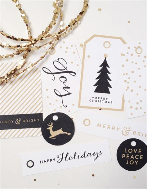 creative index freebie printable holiday tags