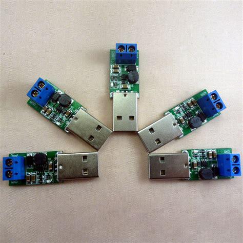 Lu Led Charger Usb 5w 5w usb 5v to 12v inverter step up boost dc dc converter ups module for led moter wireless