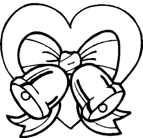 imagenes de corazones sencillos corazones de amor para colorear www imgkid com the