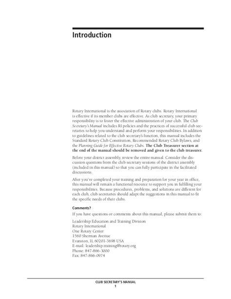 biodata format for rotary club rotary club secretary s manual