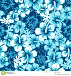 Hibiscus Flower Fabric - surf floral hibiscus seamless pattern stock vector image