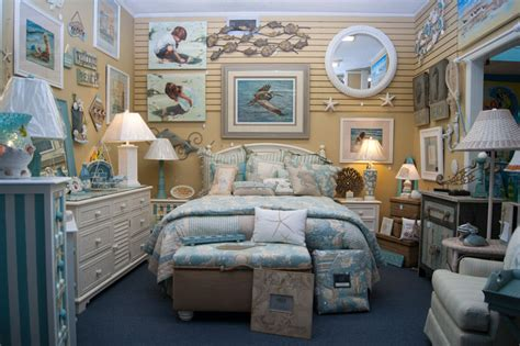 Blue Bathroom Decorating Ideas by 16 Beach Style Bedroom Decorating Ideas