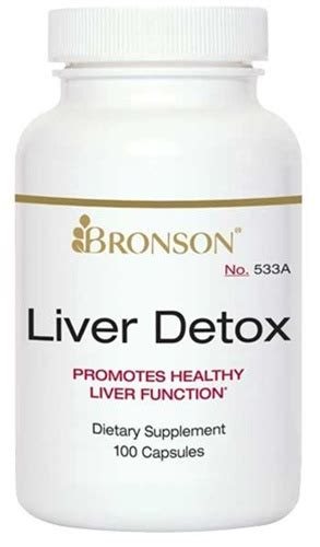 Liver Detox And Diabetes by Nutritional Supplement Liver Detox For Boosts Energy