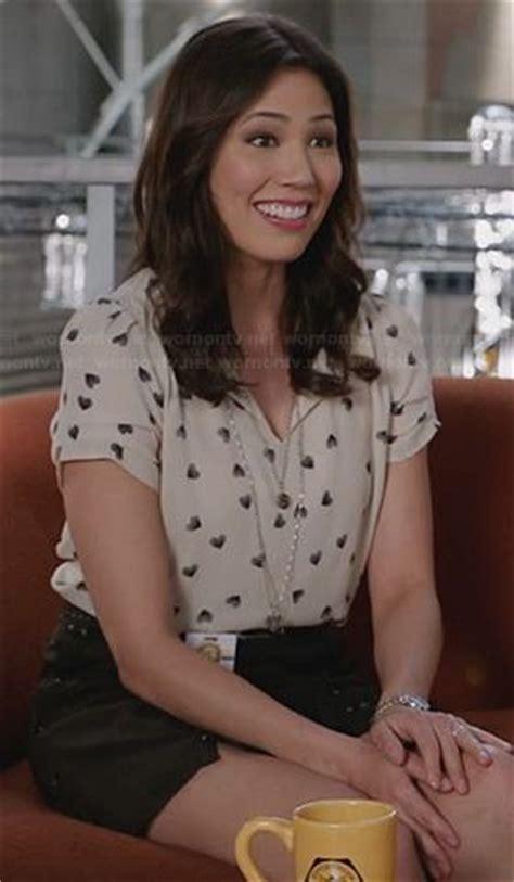 Michaela Conlin Hairstyle On Bones Episode Mayhem On A Cross   394 best images about tv series bones on pinterest