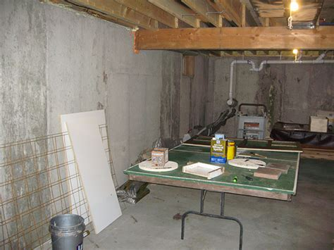 healthy safe moisture mold free basement living space