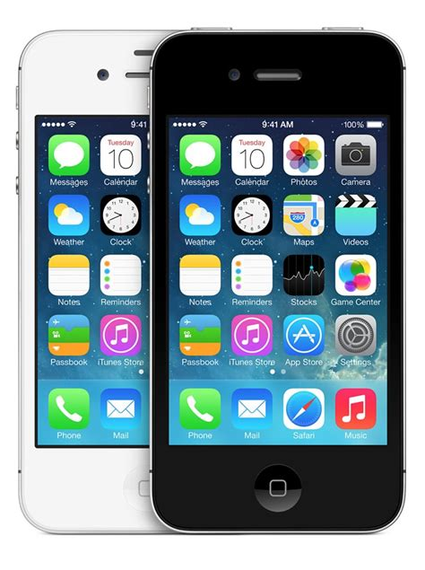 Iphone 4 4s Iphone 4s Hardware And Software Features