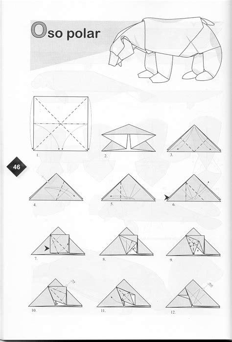 Origami Polar - diagrama polar taringa
