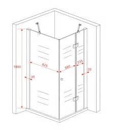 duschkabine ohne duschtasse duschkabine recreo 90 x 90 x 190 cm ohne duschtasse