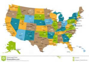 usa states abbreviations map www proteckmachinery