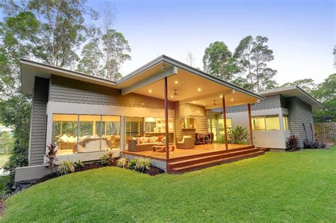 home designs in queensland soul space sustainable design sunrise beach soul