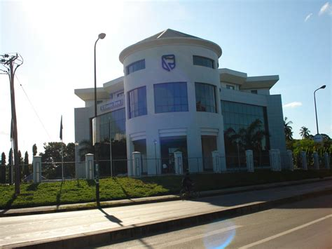 stambic bank panoramio photo of stanbic bank hq in dar es salaam