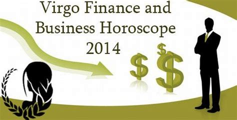 virgo finance and business horoscope 2014