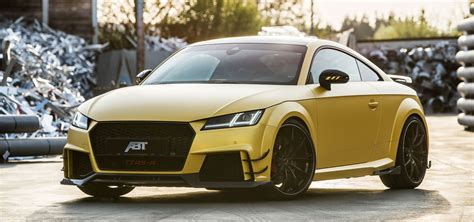 Audi Rs Tuning by Abt Tt Rs R Abt Sportsline
