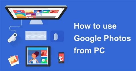 How To Use App How To Use New Photos App From Your Computer