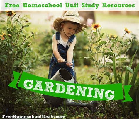 Resource Gardening Free Homeschool Curriculum Resources Money Saving 174